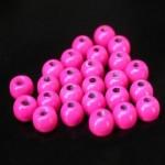 brass hotheads 3.2mm flu pink
